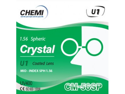 Crystal U1 coated CM-56SP