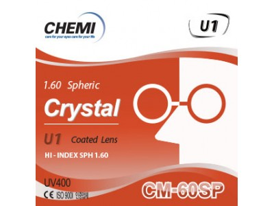 Crystal U1 coated CM-60SP
